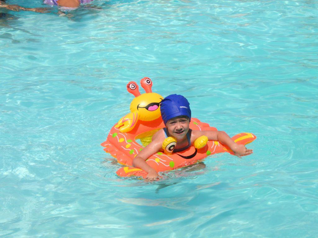 La piscina - Hotel I Ginepri