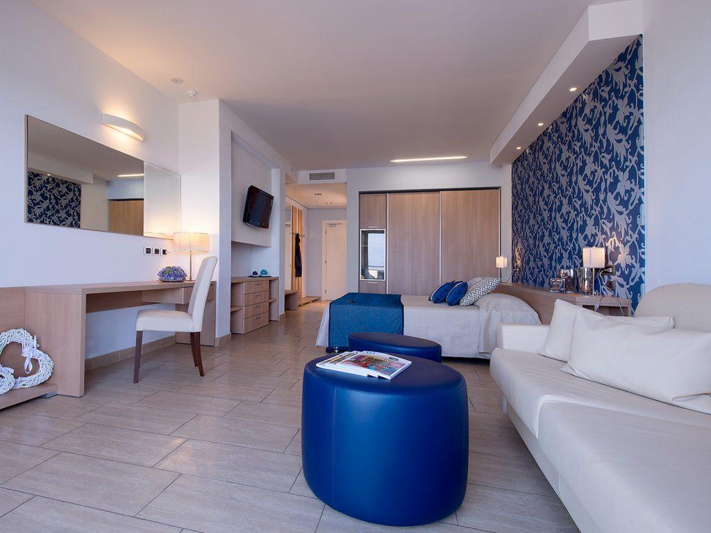 Juniorsuiten - Suite Junior - Hotel I Ginepri