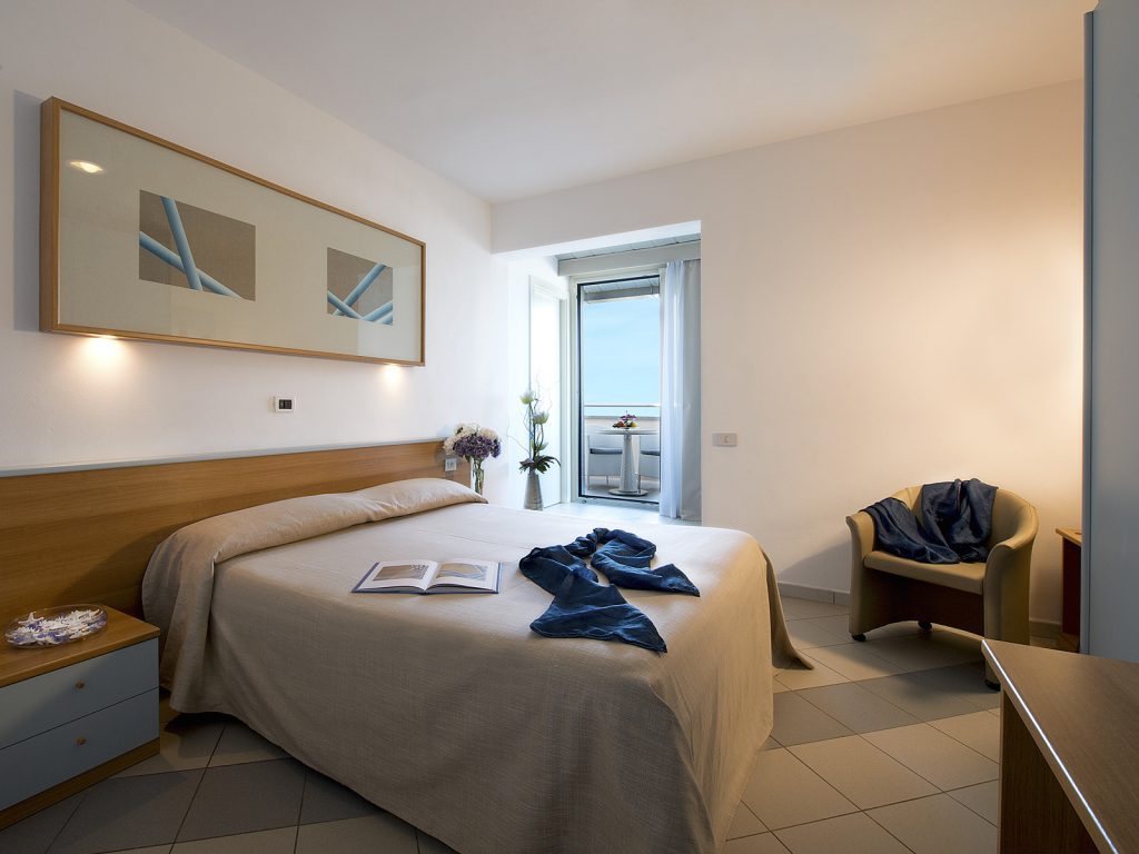 Standardzimmer - Camere standard - Hotel I Ginepri
