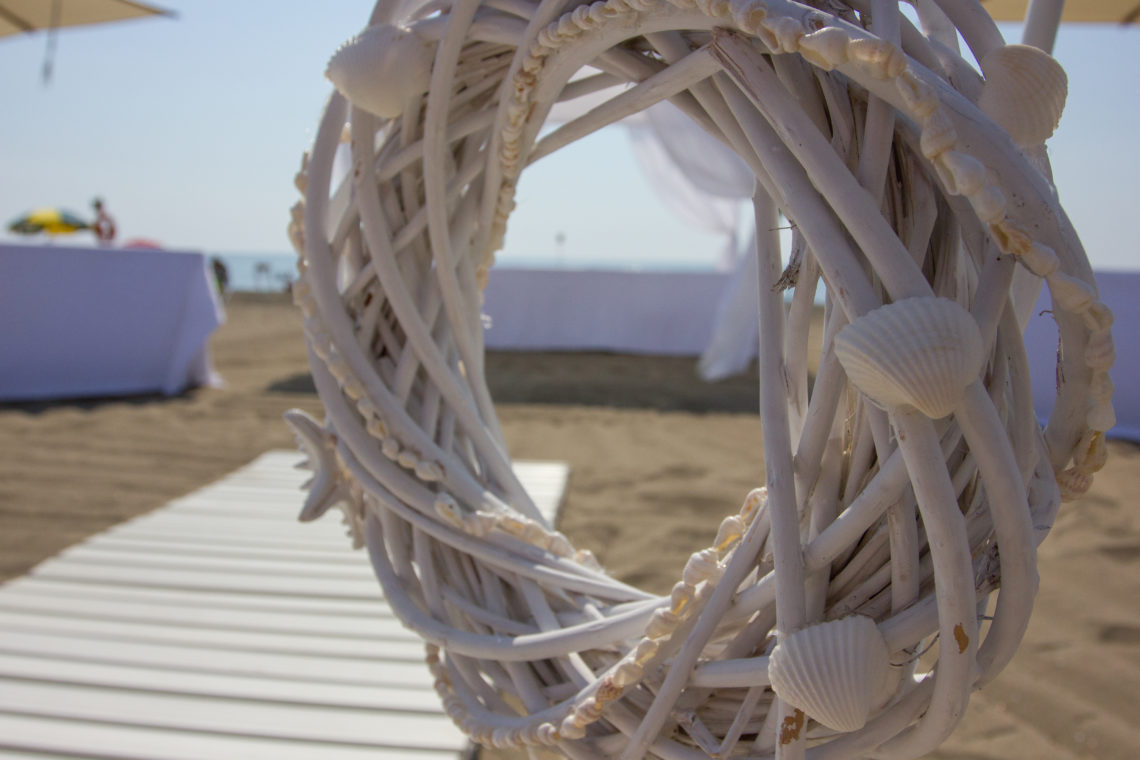 Wedding Tuscany on the sea - Matrimonio sul mare in Toscana - Hotel I Ginepri