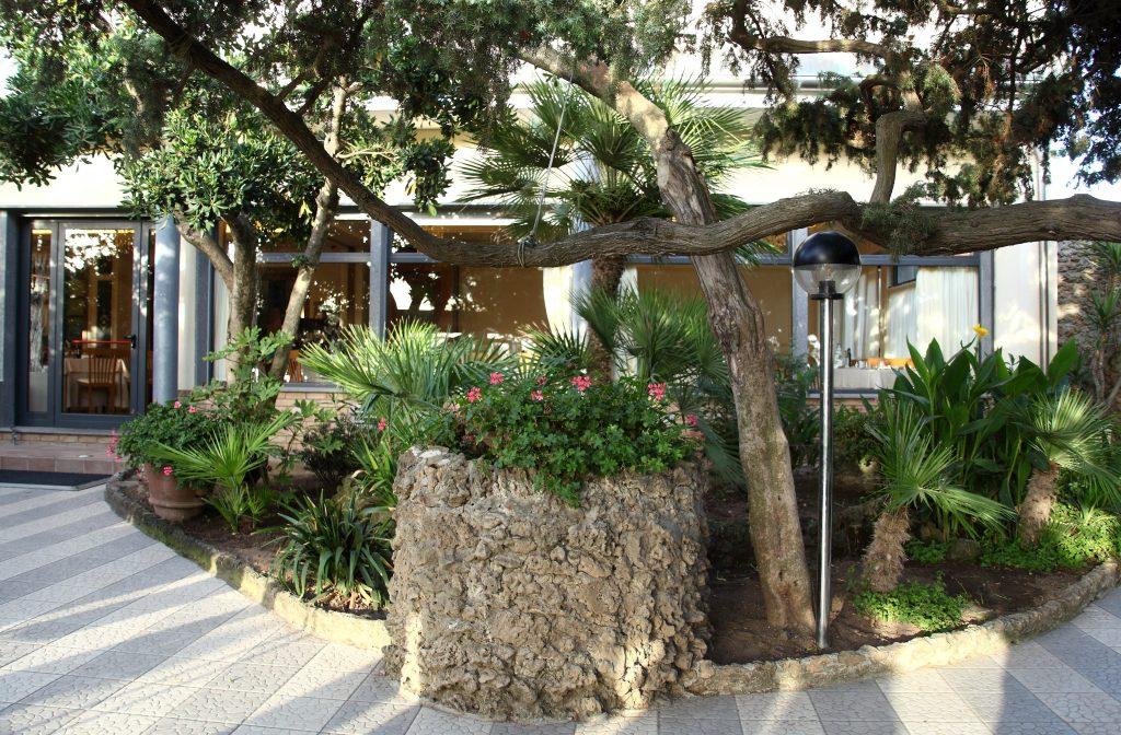 Ingresso - Hotel I Ginepri