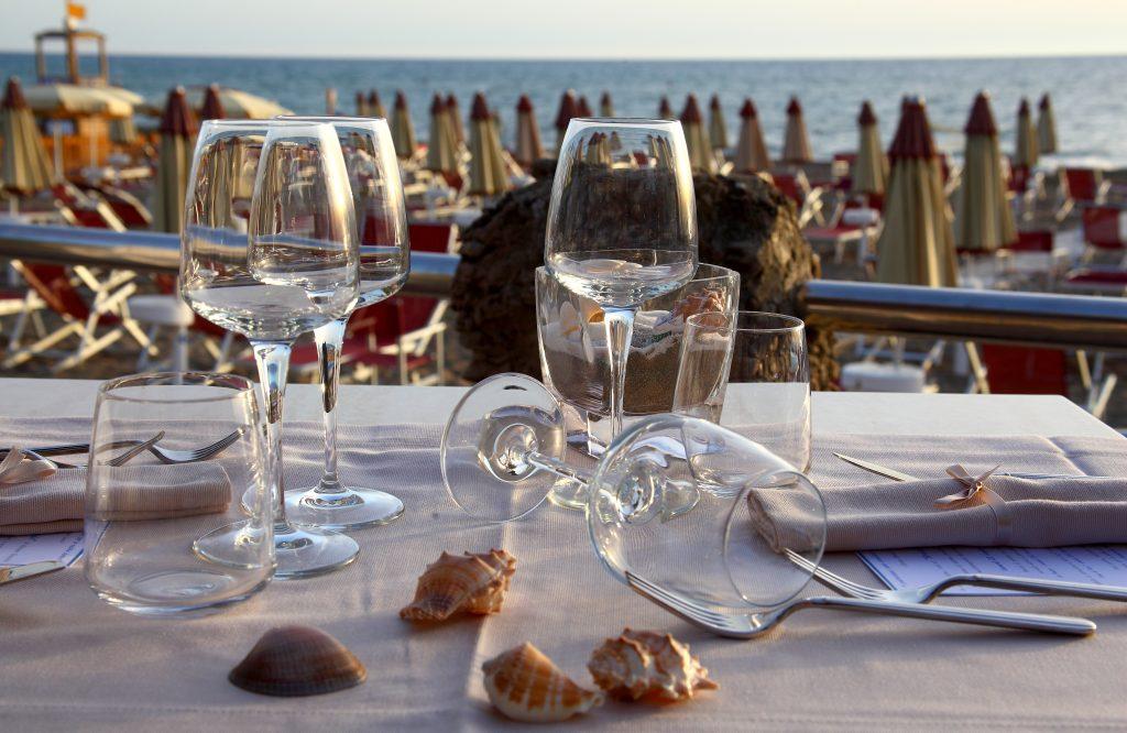 Il ristorante - Hotel I Ginepri