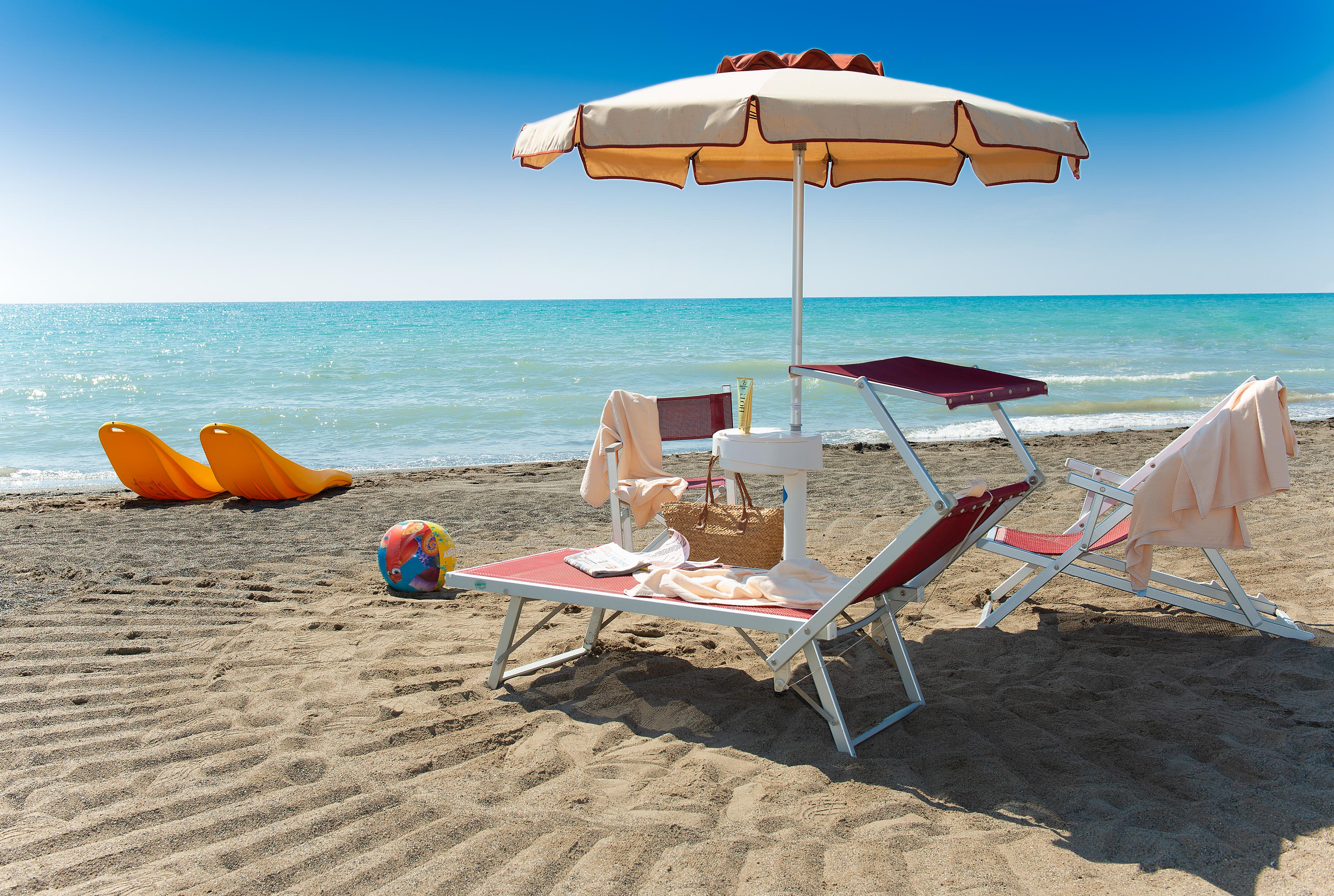 Hotel Sulla Spiaggia In Toscana