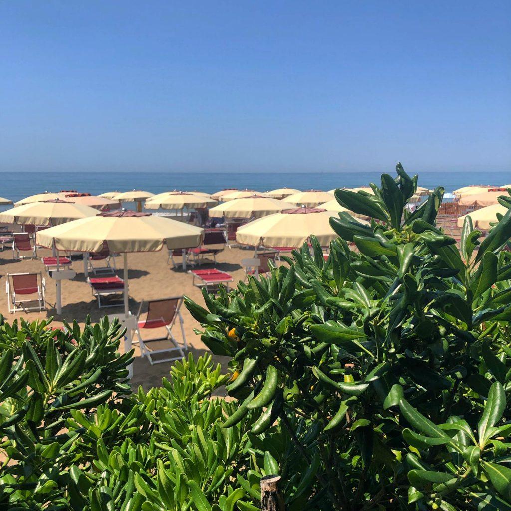 spiaggia marina di castagneto
